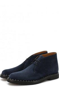 Кожаные ботинки Valentino Garavani Soul Rockstud Valentino