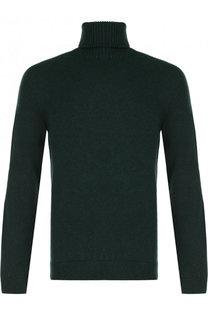 Кашемировый свитер с воротником-стойкой Brioni