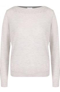 Однотонный шерстяной пуловер Escada Sport