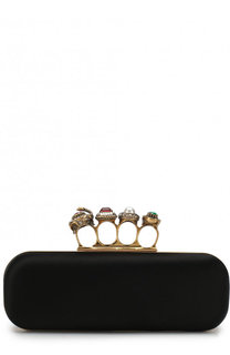Клатч Knuckle Box Alexander McQueen