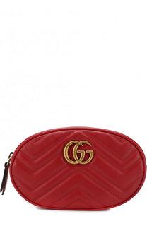 Поясная сумка GG Marmont Gucci
