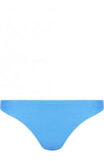 Однотонные плавки-бикини с металлической вставкой Heidi Klein