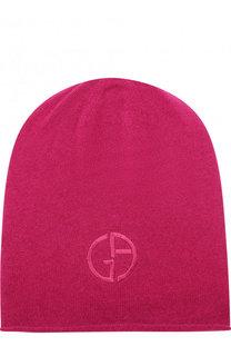 Кашемировая шапка бини Giorgio Armani