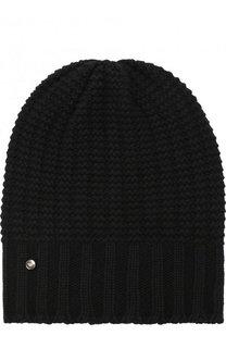 Вязаная шапка бини Emporio Armani