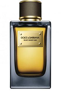 Парфюмерная вода Velvet Collect Desert Oud Dolce & Gabbana