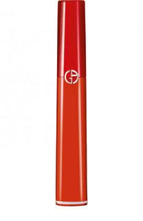 Жидкая помада для губ Lip Maestro, оттенок 302 Clash Giorgio Armani