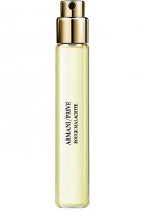 Парфюмерная вода Armani Prive Rouge Malachite refill Giorgio Armani