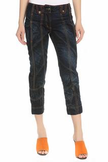 Капри джинсовые Just Cavalli
