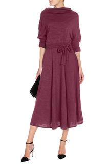 Платье длинное Кокон Ангора Alina Assi