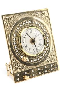 Календарь с часами, 14х12 см Stilars