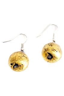 Серьги Gold Divetro