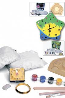 Творческий набор арт-часы BRADEX