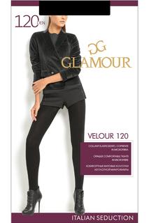 Матовые колготки 120 den Glamour