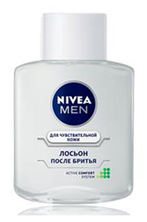 Лосьон после бритья для чувств NIVEA