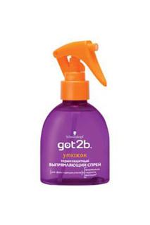 Выпрямляющий спрей для волос У got2b
