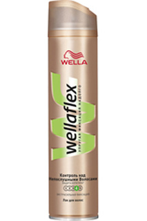 Лак для волос Wellaflex Контро WELLA