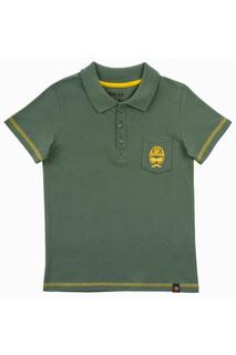 Рубашка-поло для мальчика FREE AGE