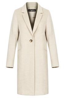Пальто шерстяное La Reine Blanche