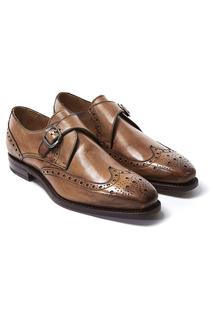 shoes British passport