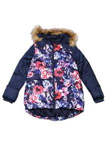 """Куртка с принтом """"Цветы"""" Scool S`Cool"""