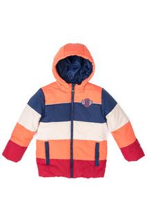 Куртка с разноцветными полосками PlayToday