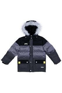 Куртка с ветрозащитной планкой PlayToday