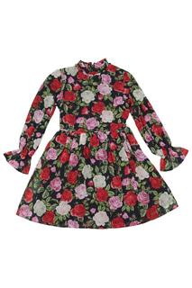PATTERNED DRESS Miss Blumarine