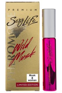 "Духи ""Wild Musk"" № 8 SEXY LIFE"