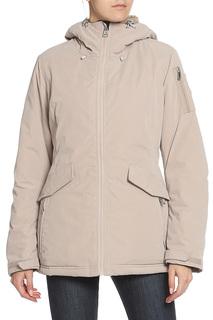 Полуприлегающая куртка с застежкой на пуговицы Luhta