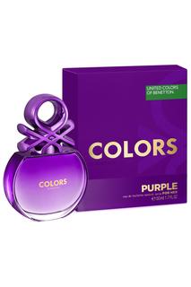 Benetton colors purple 50 мл Benetton