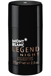 Дезодорант-стик Legend Night, Montblanc