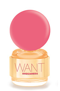 Want Pink Ginger, 50 мл DSquared2