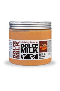 Гель-скраб для душа Молоко и м DOLCE MILK