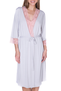 Халат, рукав 3/4 Rose&Petal Homewear