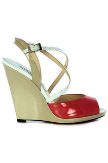 wedge sandals Luciano Padovan