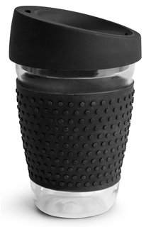 Кружка с силиконовой крышкой Sagaform
