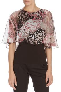 Блуза с перелиной Adzhedo