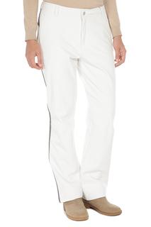 Прямые брюки с застежкой на молнию Luhta