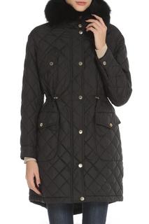 Стёганное пальто Tru Trussardi
