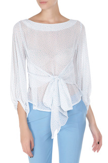 Блуза с бантом Adzhedo