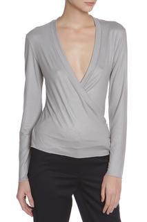 Блуза с запахом Adzhedo