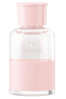 S.oliver So Pure 50 мл s.Oliver