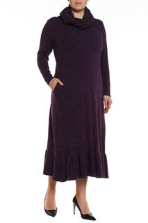 Платье со снудом CLASSIK FASHION