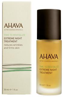 Восстанавливающий ночной крем Ahava