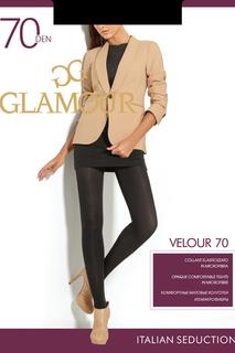 Матовые колготки 70 den Glamour