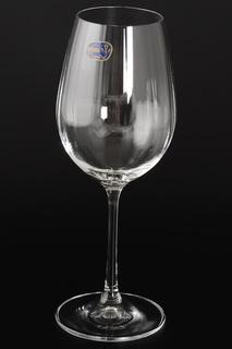 Бокалы для вина 350 мл, 6 шт. Bohemia Crystall