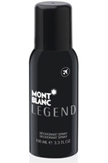 Дезодорант-спрей Legend, 100 м Montblanc