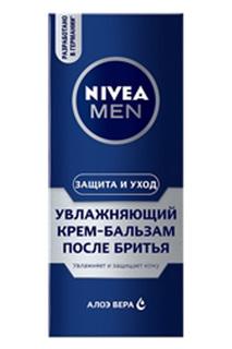Крем-бальзам после бритья Защи NIVEA