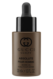 Масло для бороды Gucci Guilty Gucci