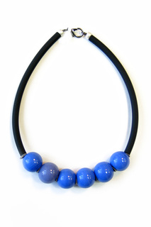 Колье Blue Ball Divetro